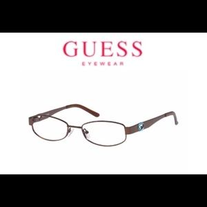 Guess metal frames with case